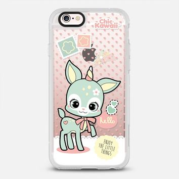 Magical Deer By Chic Kawaii iPhone 6s case by Chic Kawaii | Casetify