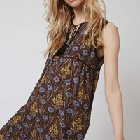 Floral Printed Smock Dress - New In