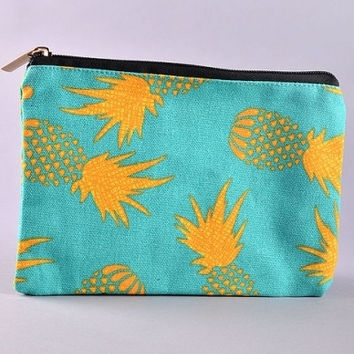Honolulu Hideaway Makeup Bag