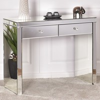 Basset Mirrored Vanity Table