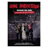 Where We Are: Live From San Siro Stadium (DVD)