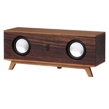 Wooden Bluetooth Wireless Speakers by SPiKO