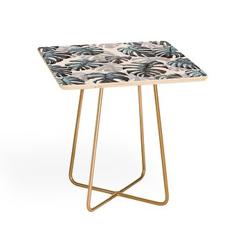 Dash and Ash Palm Springs Blues Side Table