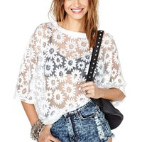 Dancing With Daisies Tee