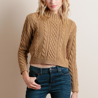 Double Shot Knit Sweater