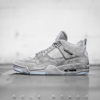 HCXX Air Jordan 4 Retro x KAWS