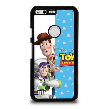 TOY STORY DISNEY Google Pixel Case Cover