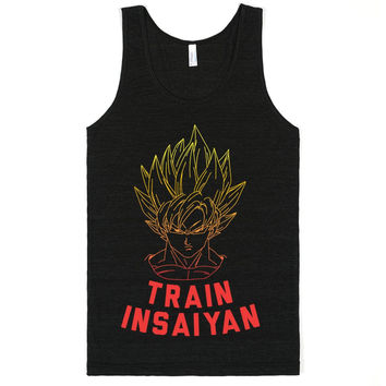 Train Insaiyan (Dragon Ball Z)