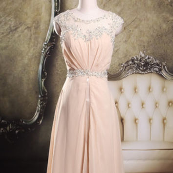 Lace sweetheart simple long chiffon prom dresses,evening dresses,party dress,bridesmaid dress,prom dress,party dresses,long party prom dress