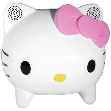 Hello Kitty(R) KT4557A/AF Hello Kitty(R) Bluetooth(R) Speaker System