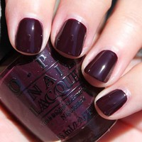 Nail Lacquer # NL E43 Give Me Moor OPI 0.5 oz Nail Polish For Women