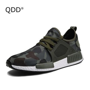 2018 New Men Tennis Shoes Amy Green Lace Up  Anti-Slip Tennis Shoes for Man Outdoor Light Weight Sport Sneakers Male