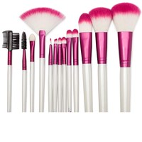 Cheeva's Perfect Makeup Brush Set - Includes a Free Ebook with Dozens of Makeup Tips - A Combination of the Best Makeup Brushes - Made From Quality Materials - 100% Satisfaction Guarantee - Order Your Set Today!