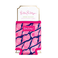 LILLY PULITZER: Koozie - Cute as a Shell
