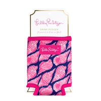 Lilly Pulitzer Drink Hugger- Cute As Shell