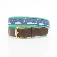 Sport Fisher Canvas Club Belt