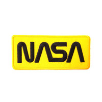 Nasa Badge/ Iron on Patch