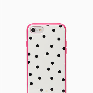 dancing dot iphone 7/8 case | Kate Spade New York