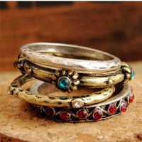 New Arrival Jewelry Stylish Gift Shiny Vintage Ring [6586170375]
