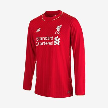 Liverpool Home Jersey Long-Sleeve