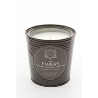 Aquiesse Portfolio Embers Scented Soy Candle in Tin (11 oz )
