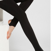 Anchored Leggings with Inner Napping = 1929796228