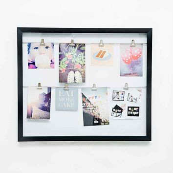 Clip Line Photo Frame - Urban Outfitters