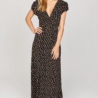 AMUSE SOCIETY - Beachscape Dress | Black