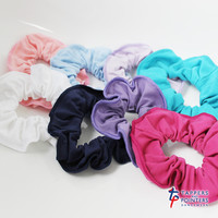 Tappers and Pointers Cotton Lycra Scrunchies