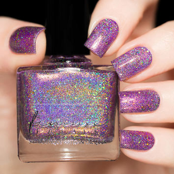 Femme Fatale Bells In The Eve Nail Polish (Silent Night Exclusive Collection)