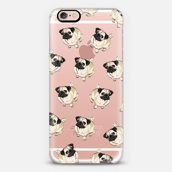 Pug Pattern Iphone 6s Case By Katie Reed From Casetify