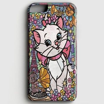 Marie Cat DisneyS The Aristocats Stained Glass iPhone 6 Plus/6S Plus Case | casescraft