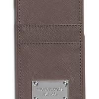 MICHAEL Michael Kors Card Holder iPhone 6 Case - Grey