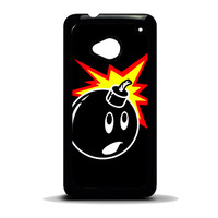 The Hundreds Bomb Logo Clothing HTC One M7 Case