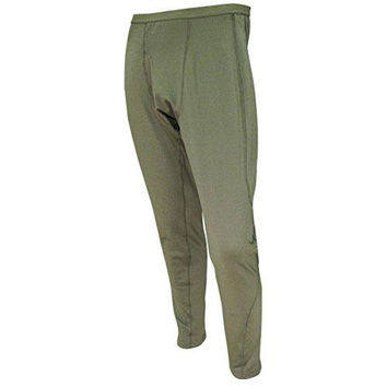 Base II Midweight Drawer Pants Color- OD Green (X-Large)