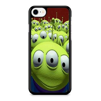 Toy Story Aliens The Claw Iphone 8 Case