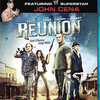 John Cena & Ethan Embry & Michael Pavone-The Reunion