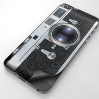 iPhone 5 Retro Camera Skin