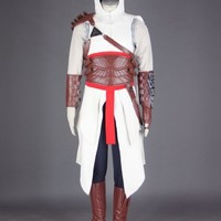 Assassin's Creed Cosplay Costume - Assassin Outfit 1st Version Set Large