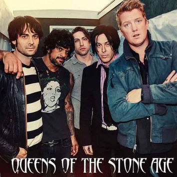 Queens of the Stone Age Band Poster 11x17