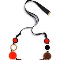 kate spade new york connect the dots statement necklace | Nordstrom