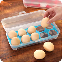 Kitchen Plastic Storage Portable Box = 4877869572