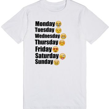 Emoji Days of the Week