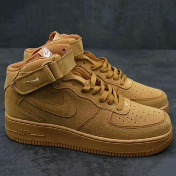 Nike Air Force 1 Mid  07 Trending Running Sport Fashion Casual 01ae0b3255aa