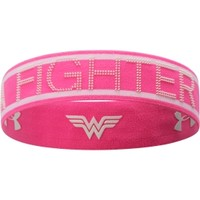 Under Armour Women's Power In Pink Wonder Woman Headband - Dick's Sporting Goods
