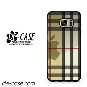 Burberry Inspired DEAL-2191 Samsung Phonecase Cover For Samsung Galaxy S7 / S7 Edge