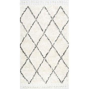 nuLOOM Zem Sweet Geometric Area Rug & Reviews | Wayfair