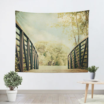 Bridge to Paradise Tapestry