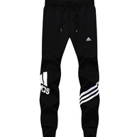 ADIDAS Women Men Unisex Casual Pants Trousers Sweatpants
