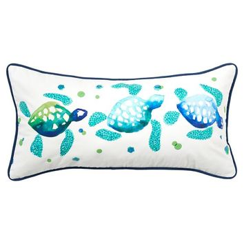 Sea Creature Pillow Cover